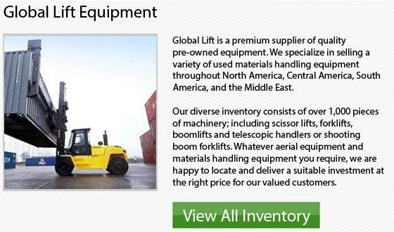 Hyundai Reach Forklift